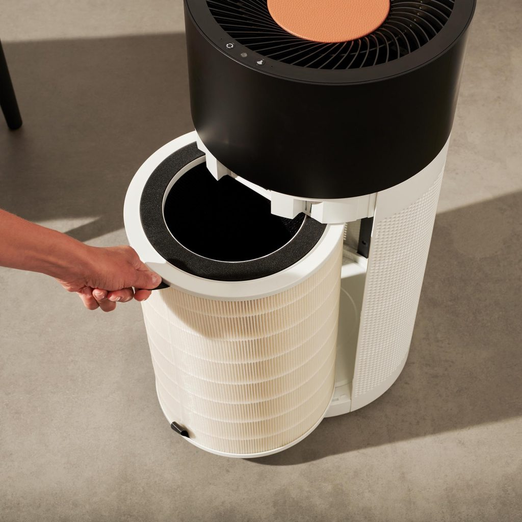 How to improve air quality with an air cleaner